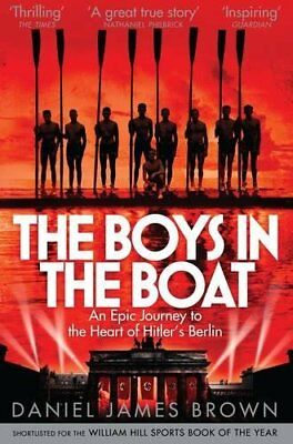 The Boys In The Boat by James Brown, Daniel