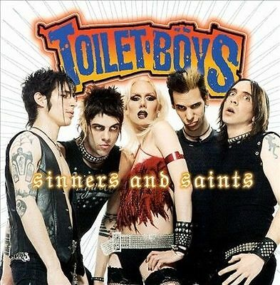 Saints and Sinners [EP] by Toilet Boys (CD, Jul-1999, Cold Front Records) SEALED