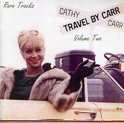 Travel by Carr, Vol. 2 by Cathy Carr (CD, Jan-2013) SEALED IMPORT 31 TRACKS