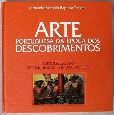 s1804) Portugal Arte Descobrimentos Art of the time of the Discoveries Buch **