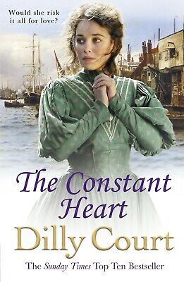 The Constant Heart by Dilly Court (Paperback)
