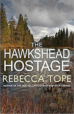 The Hawkshead Hostage by Rebecca Tope (Paperback)