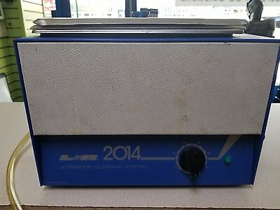 L & R 2014 Ultrasonic Cleaning System  2014B - Special!!