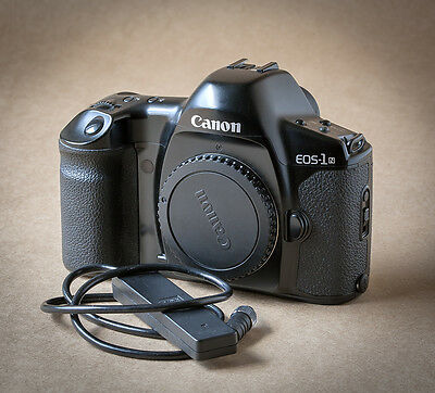 Canon EOS 1n With Canon Remote Release