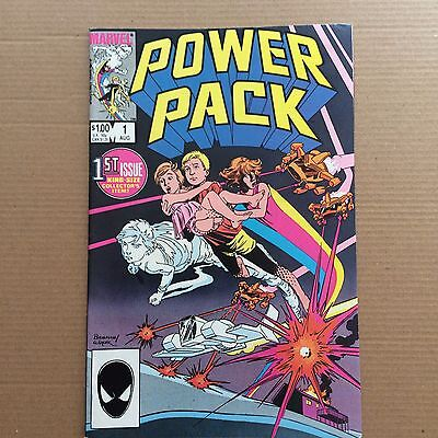 Power Pack #1 *1st Appearance*