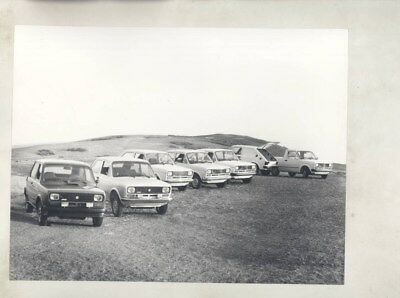 1979 Fiat Brazil 147 ORIGINAL Factory Photograph wy3462