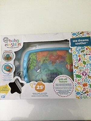 Baby Einstein Sea Dreams Soother With Star Remote Control - Open Box Discount
