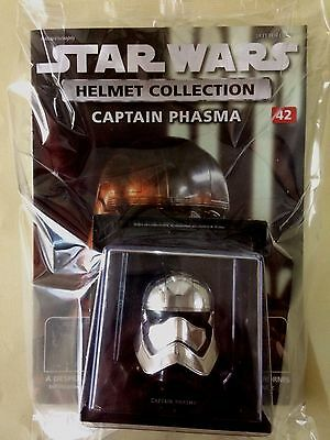 STAR WARS Helmet Collection Issue #42 CAPTAIN PHASMA DeAgostini P/W