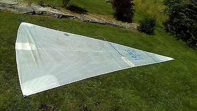 North Sails mylar Genoa Sail, hank on 30 ft x 16ft