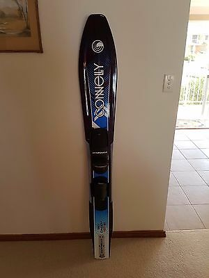 Water Ski,2017 Connelly Big Daddy,adjustable Front Binding.rts.blemished. New.
