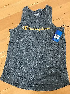 New with tag! Champion men tank top grey size S retail $AU30!