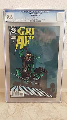 GREEN ARROW (1987 1st Series) #137 CGC 9.6 LAST ISSUE