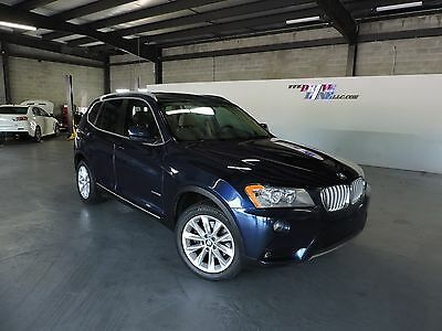 2014 BMW X3  2014 BMW X3, CLEAN CARFAX, BEST DEAL IN THE NATION, Panoramic Roof, AWD, LOADED!