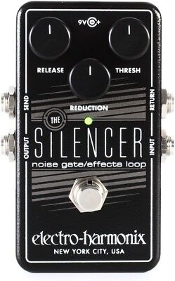 Electro Harmonix Silencer Noise Gate/Effects Loop Pedal
