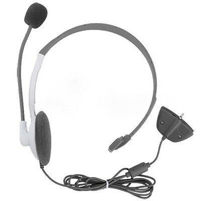 Single Headset with Microphone For Xbox360 Wireless Controller Live Earphone