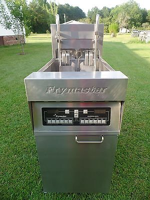Frymaster Electric Deep Fryer Model#: H122BLCSC 480V 3Ph Xtra CLEAN, Xlent shape