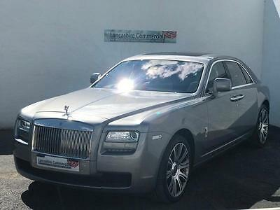 2011 11 Rolls-Royce Ghost 6.6 V12 Auto - Massive Specification - Px/finance
