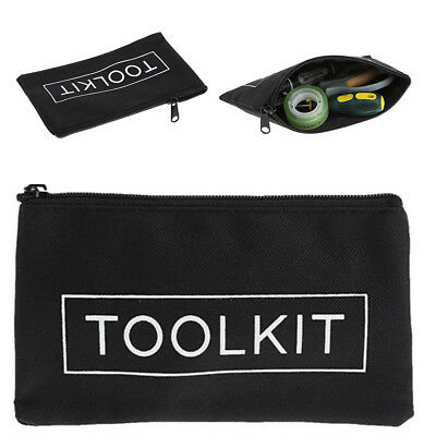 Portable Waterproof Gardening Pouch Tools Oxford Storage Hanging Tool Kits Bag
