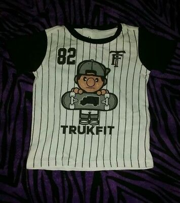 toddler trukfit shirt