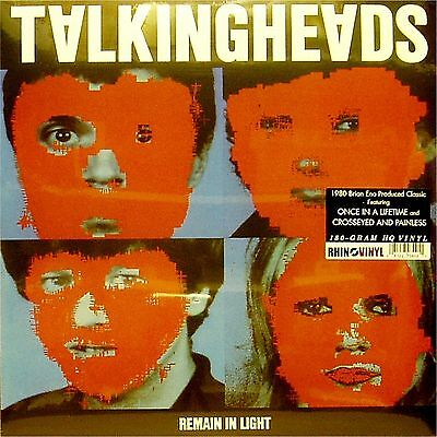 Talking Heads Remain In Light 163 9 50 Picclick Uk