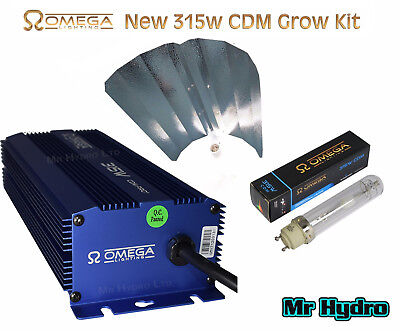 OMEGA 315w CDM CMH Ceramic Metal Halide Grow Kit