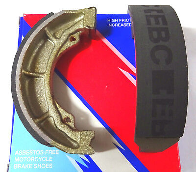 Piaggio Hexagon 125 180 98-00 EBC Bremsbacken brake shoes hinten ohne Feder 816