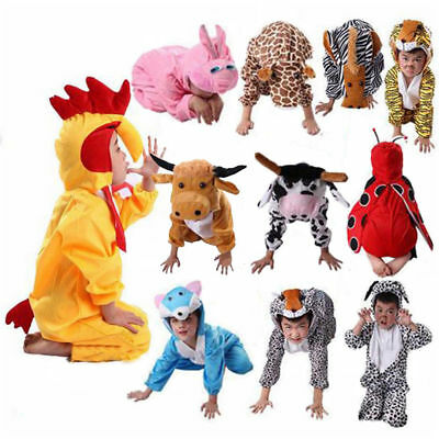 New Children's Pajamas Halloween Costume Comic Dresses Boy Girls.