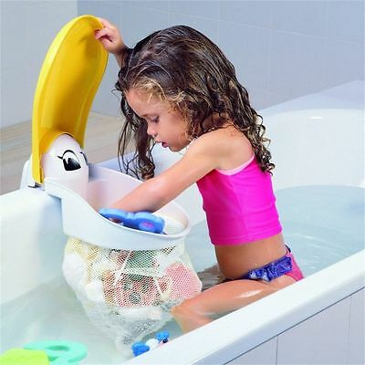 Kids Kit Pelis Play Pouch Fun Bath Tidy Jumbo Bath Toy Organiser / Storage Baby