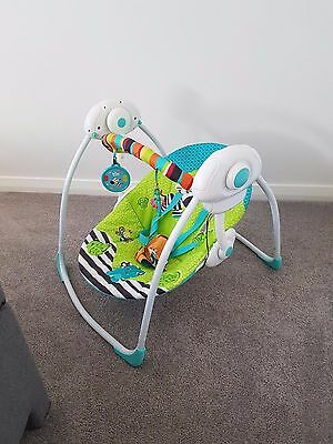 Bright Starts Motorised Baby Swing - Local Pick Up Only