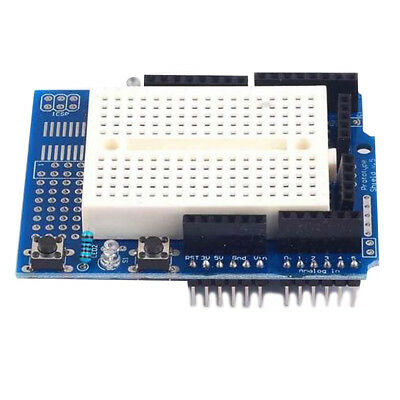 1pc 328 ProtoShield Prototyping Expansion Board With Mini SYB-170 Breadboard TP
