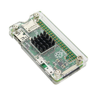 Protective Case for Raspberry Pi Zero, Raspberry Pi Zero NOT Included (For V3W6