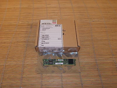 NEU Cisco PVDM3-64 High-Density Packet Voice DSP Module NEW OPEN BOX