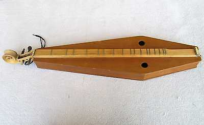 Ultra-rare (#2/3) 1970s Nolte Family (Evergreen Mtn) Jerry Nolte-built dulcimer