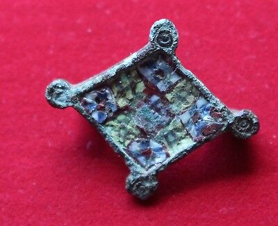 Romano-British Enamelled Brooch