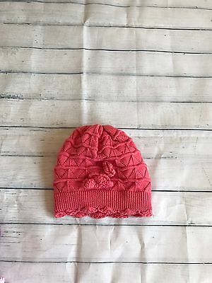 Baby Girls Clothes 0-3 Months - Cute  Knitted  Hat -