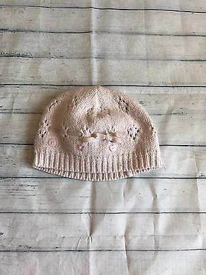 Baby Girls Clothes 0-3 Months - Cute Next Knitted  Hat -