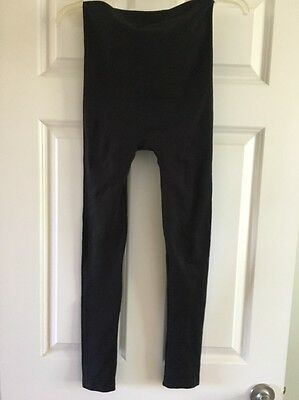 NWT Belly Bandit B.D.A. Stretch Knit Maternity Leggings Black Size SMALL