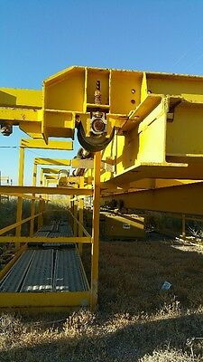 Explosion Proof 15 ton Yale Industrial Low Headroom Bridge Crane