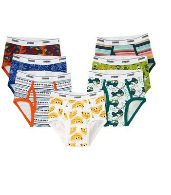 gymboree briefs underwear 2t NWT xxs, 7pack
