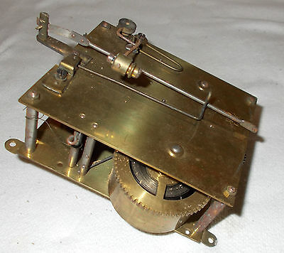 JUNGHANS Vintage CLOCK Movement SPARES Or REPAIR With Chime