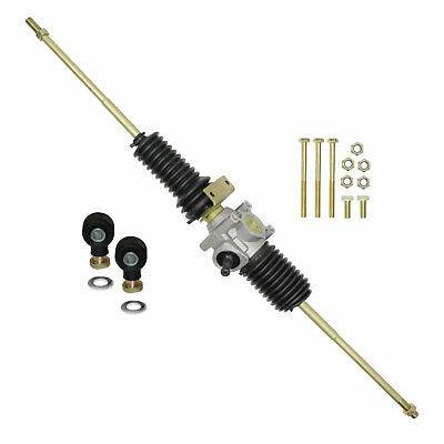 RACK and PINION w//TIE ROD ENDS FIT John Deere AM147822 AM142162 AM137703