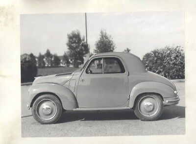 1949 Fiat 500C ORIGINAL Factory Photograph wy3508