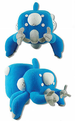 *NEW AUTHENTIC* GHOST IN THE SHELL SAC: Tachikoma Blue Plush Doll GE ANIMATION