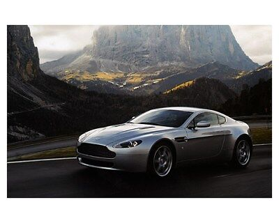 2008 Aston Martin DBS V8 DB9 Vantage Coupe Factory Photo ca8722
