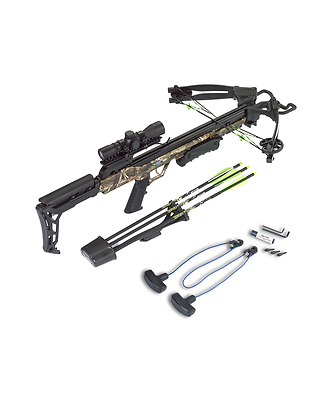 Carbon Express X-force Blade Camo Crossbow Kit