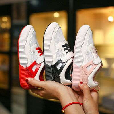 Baby Students Girls Breathable Soft Mesh Shoes Sports Sneakers Kids Casual Boys