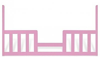 Child Craft Toddler Guard Rail for London Euro Style 3-in-1 Convertible Crib in