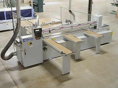 Homag Panel Saw - Front Loading, Horizontal Model CH-03/32/25 (1998)