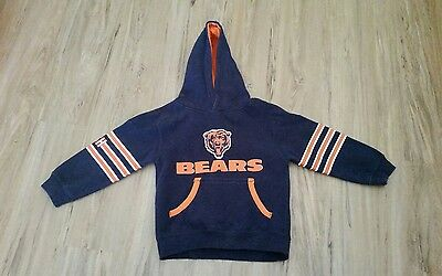 Chicago Bears Hoodie for Kids. Size 3. Good Used Condition.