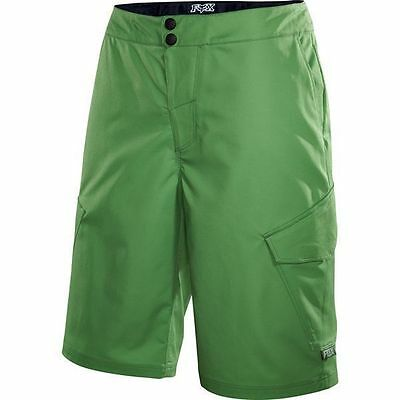 "Fox Ranger Cargo Solid 12"" Mountain Bike Shorts MTB Green"